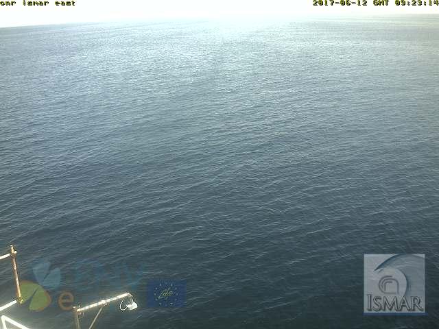 webcam piattaforma acqua alta del cnr